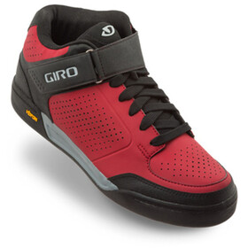 Giro Riddance Mid Shoes Men red/black